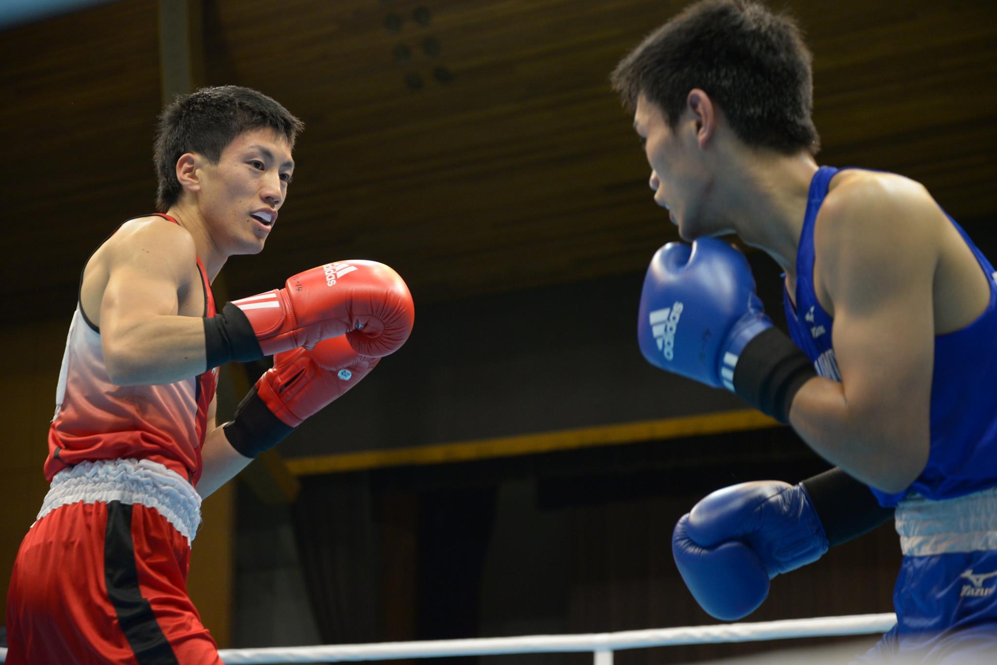 Daisuke Narimatsu vs. Yuta Akiyama