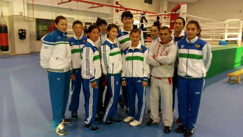 Uzbekistan Women Team