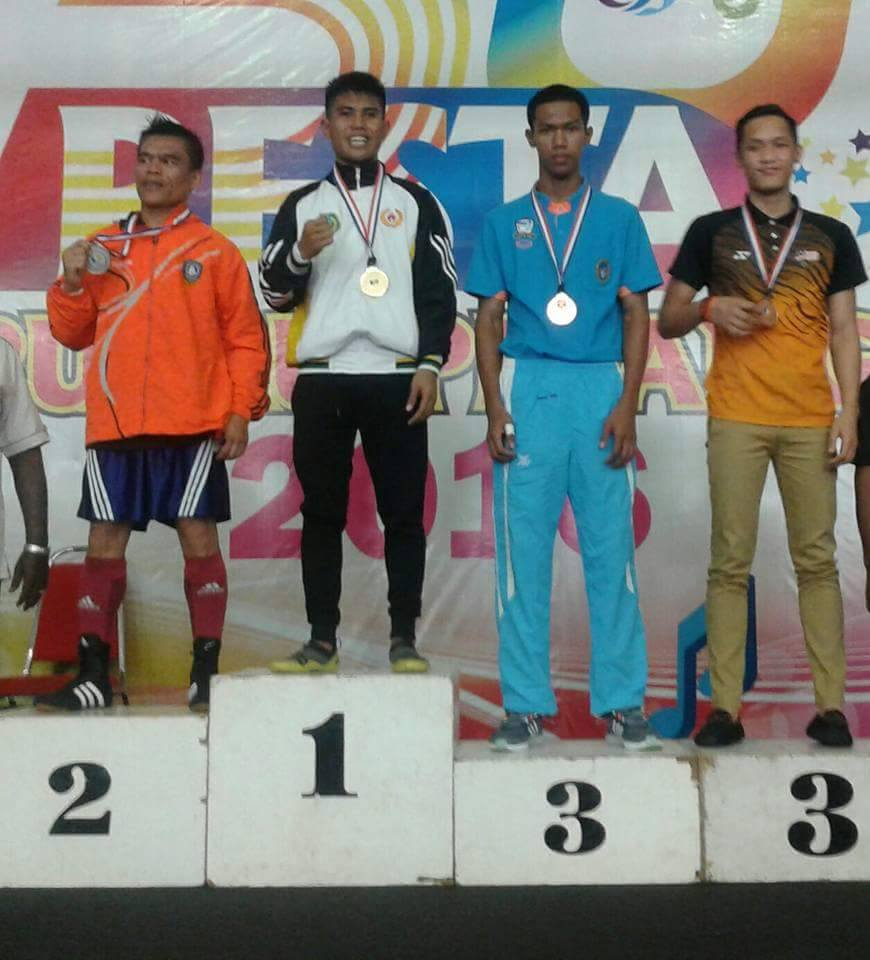 Six Malaysian Gold Medals In The Penang Pesta
