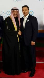 Mr. Konakbayev and Mr. Al Fahad
