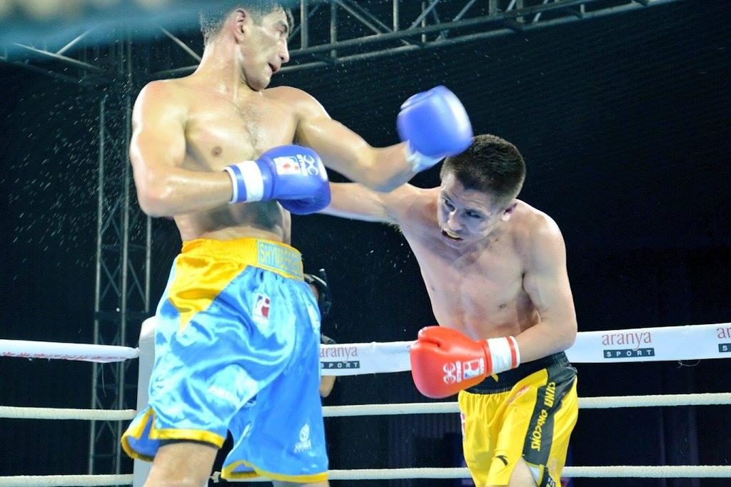 Hu vs. Shymbergenov