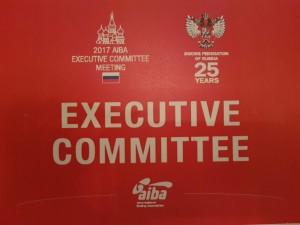 AIBA EC Meeting 01