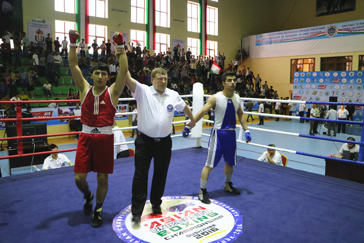 Tajik Youth Boxing 03