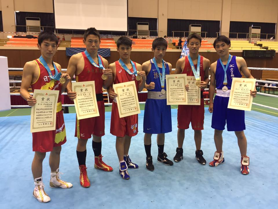 Aizu - Winners